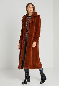 Aaiko - FURY - Veste d'hiver - foxy rust - 1