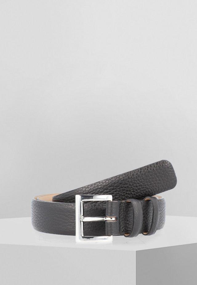 ADRIA - Gürtel - black/nickel
