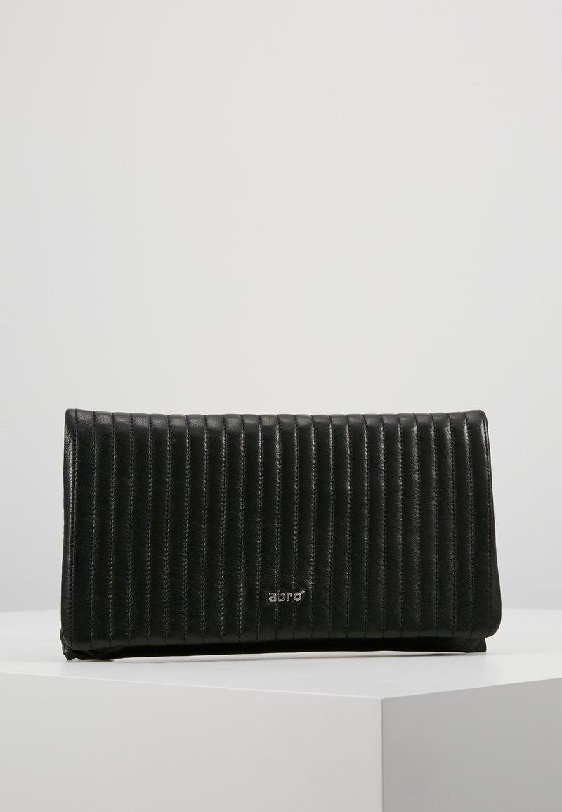 Abro - Clutch - black
