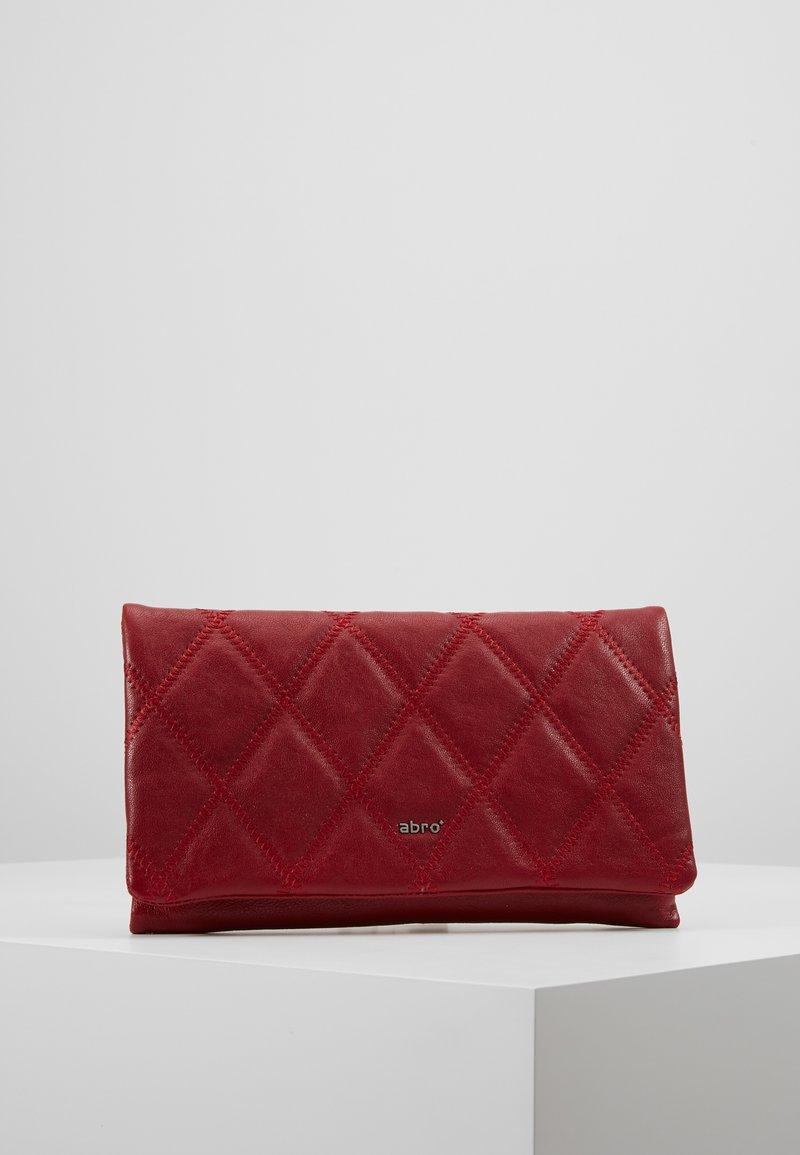 Abro - Clutch - ruby