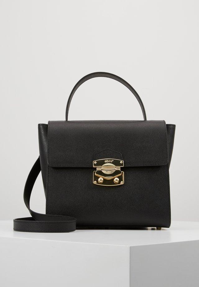 Handtasche - black/gold