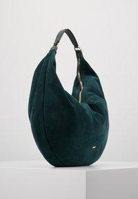 Abro - Handbag - pixie green/gold-coloured - 3