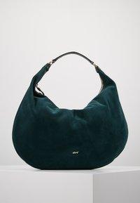 Abro - Handbag - pixie green/gold-coloured - 0