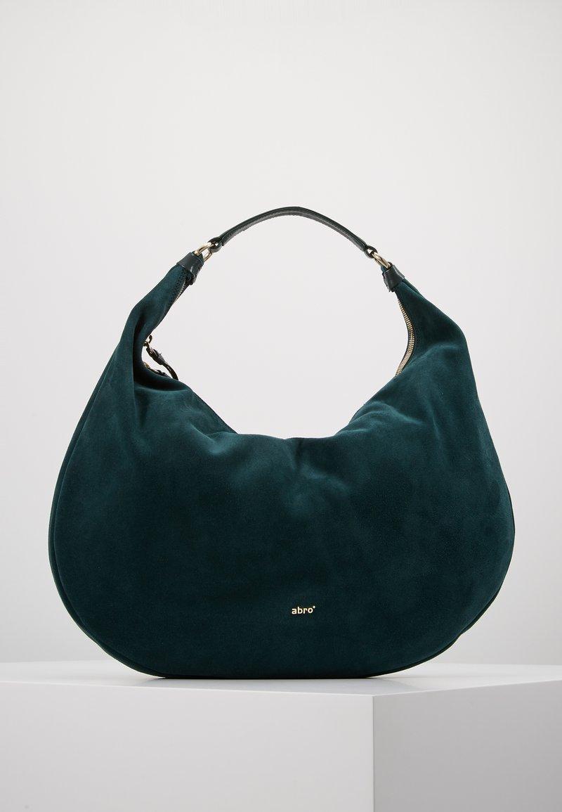 Abro - Handbag - pixie green/gold-coloured
