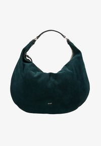 Abro - Handbag - pixie green/gold-coloured - 5