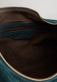 Abro - Handbag - pixie green/gold-coloured - 4