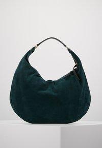 Abro - Handbag - pixie green/gold-coloured - 2