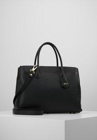 Abro - Tote bag - black/gold - 0