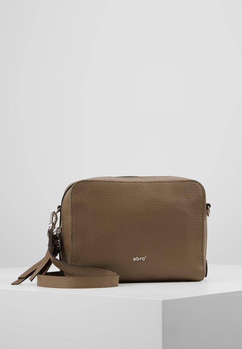 Abro - Across body bag - taupe