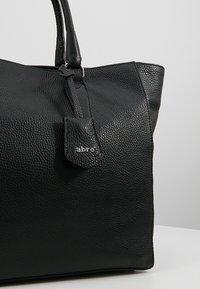 Abro - Tote bag - black - 6