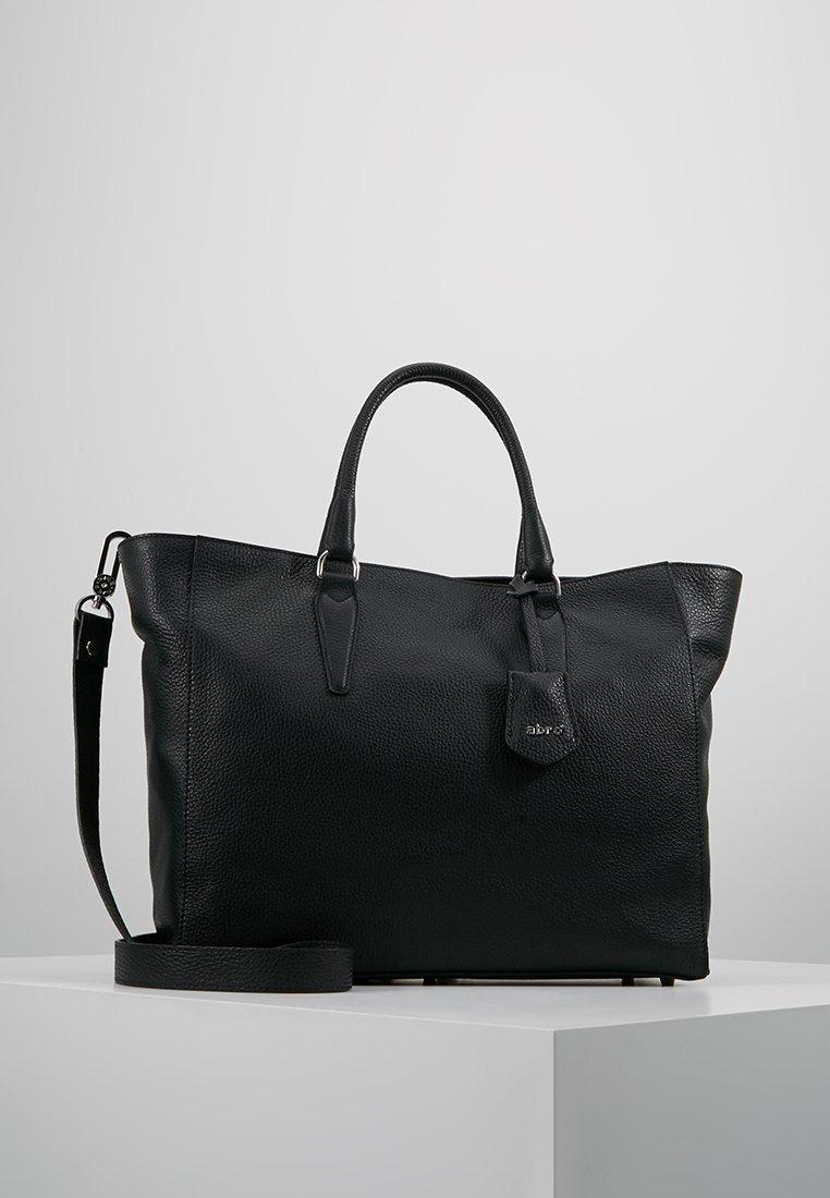 Abro - Tote bag - black