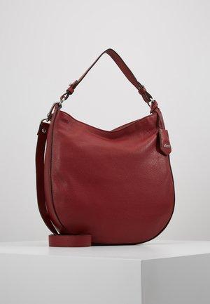 Handbag - ruby