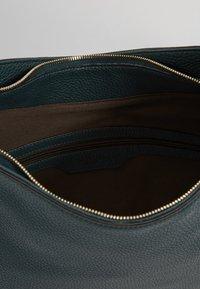 Abro - Handbag - pixie green/gold - 4