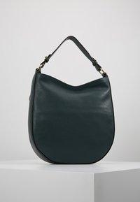 Abro - Handbag - pixie green/gold - 2