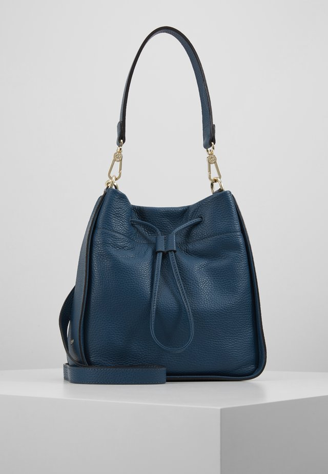 Handbag - blueberry