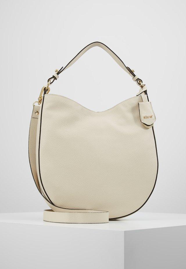 Shopping bag - ivory