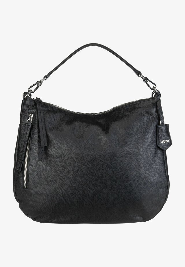 JUNA  - Handbag - black