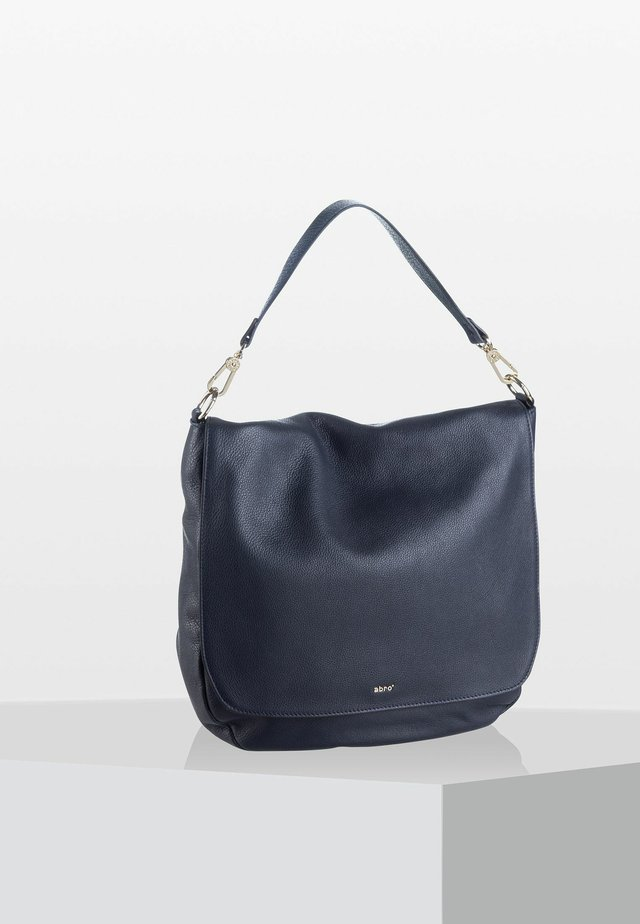 ERNA - Handbag - navy