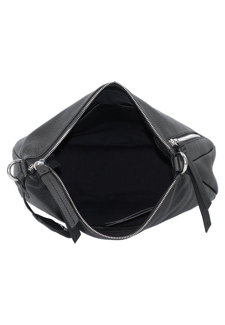 Abro Juna - Sac À Main Black/nickel c1wF4ez