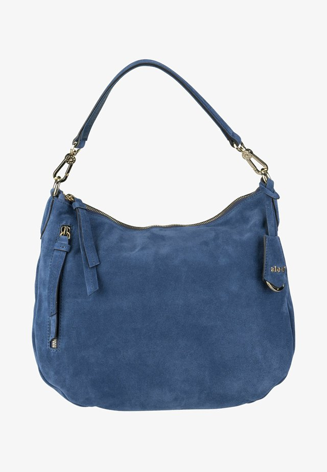 JUNA  - Handbag - blueberry