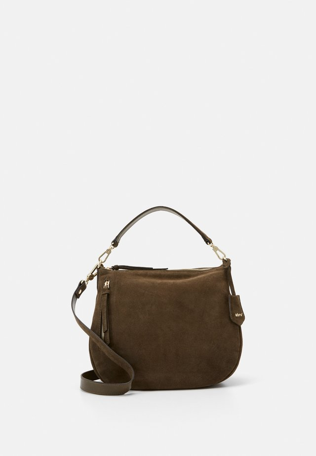 JUNA SMALL - Handbag - military green