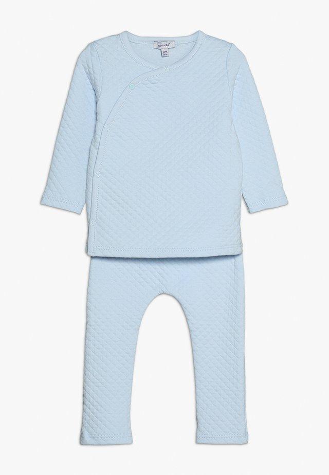 2 PIECES BABY SET - Sweatshirt - ciel