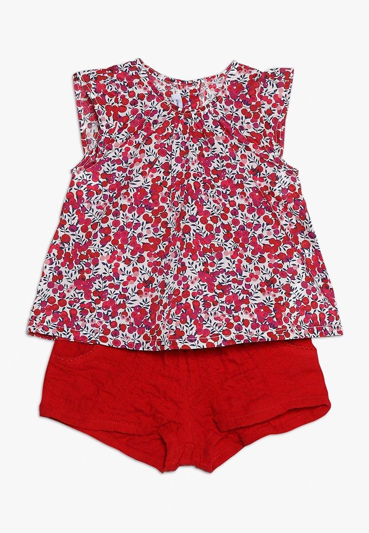 Absorba - BABY SET - Shorts - rouge