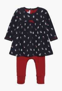 Absorba - BABY ALL IN ONE DOUCEUR  - Jumpsuit - red - 0