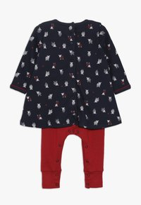 Absorba - BABY ALL IN ONE DOUCEUR  - Jumpsuit - red - 1