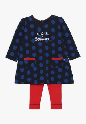 BABY OUTFIT DE JOIE DE VIVRE - Legginsy - dark blue