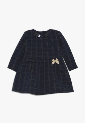 BABY DRESS CLAIR DE LUNE - Jerseykleid - marine blue