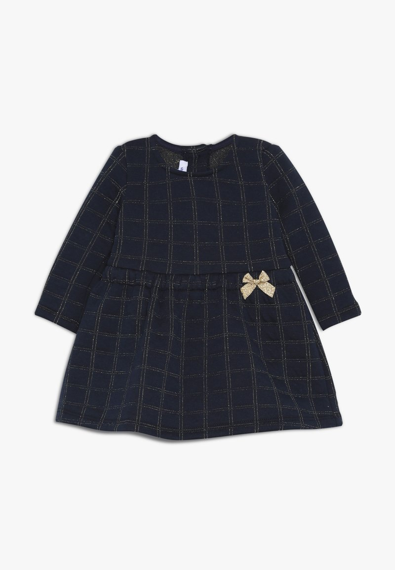 Absorba - BABY DRESS CLAIR DE LUNE - Robe en jersey - marine blue