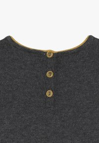 Absorba - BABY DRESS PETITS CHATS - Jumper dress - charcoal grey - 2