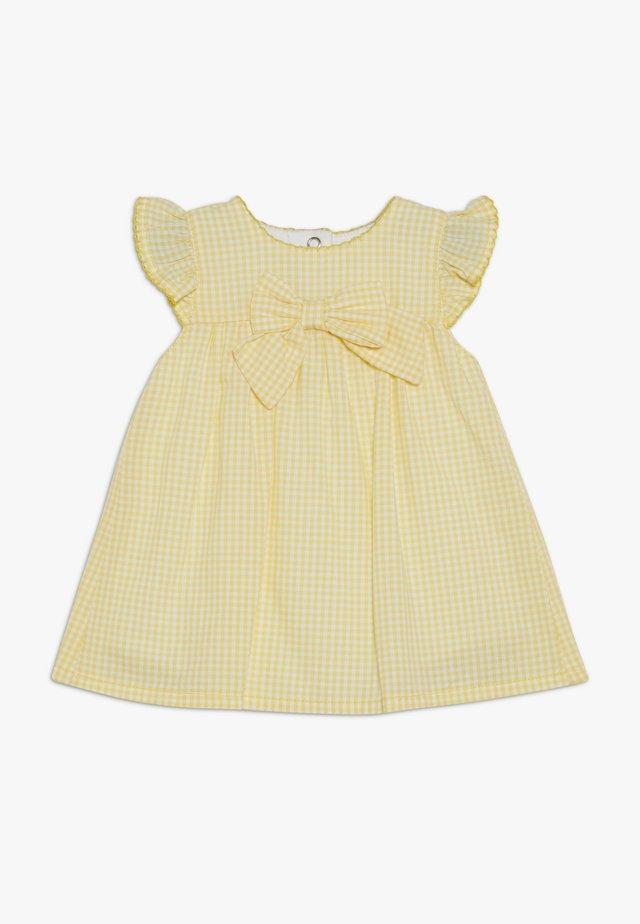 COMBICOURT - Vestito estivo - jaune soleil