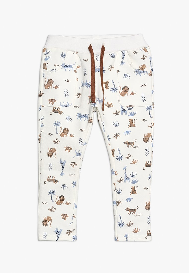 Absorba - PANTALON BABY - Trousers - ecru