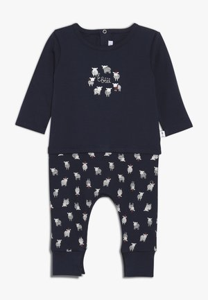 BABY ALL IN ONE DOUCEUR  - Kombinezon - marine blue