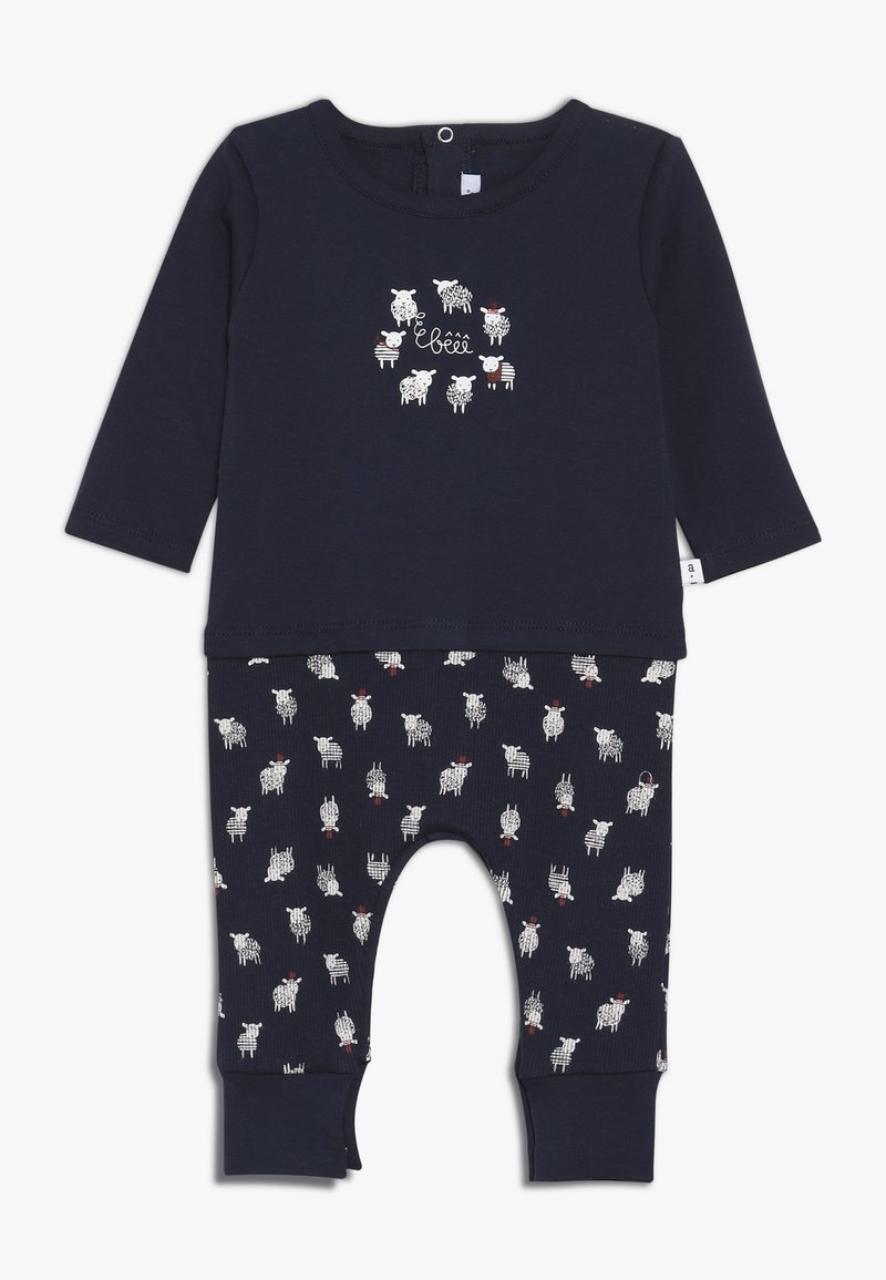 Absorba - BABY ALL IN ONE DOUCEUR  - Jumpsuit - marine blue