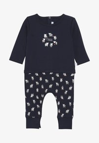 Absorba - BABY ALL IN ONE DOUCEUR  - Jumpsuit - marine blue - 4