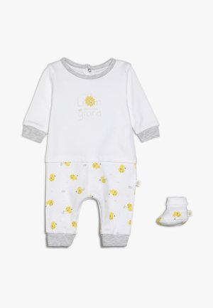 COMBILONG SET - Jumpsuit - blanc