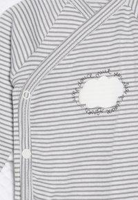 Absorba - ENSEMBLE LONG SET - Vest - blanc - 5