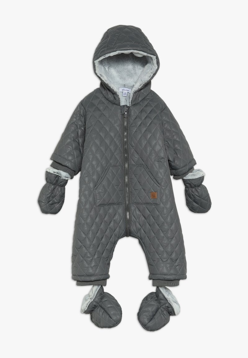 Absorba - BABY COVERALL NOMADE - Snowsuit - dark grey