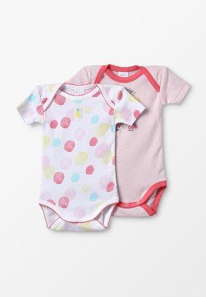 BABY 2 PACK - Body - peche