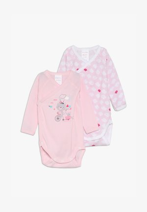 BABY ACROBATE 2 PACK - Body - old pink