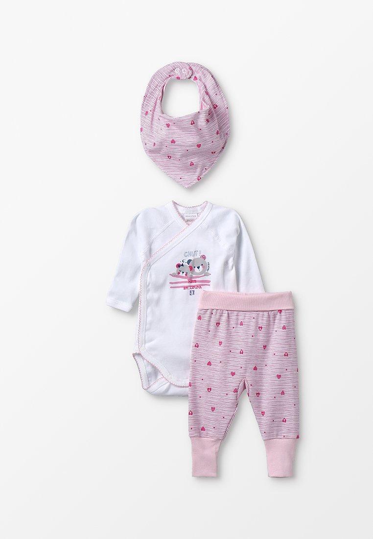 Absorba - ENSEMBLE BABY  - Geboortegeschenk - dragée