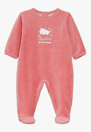 BABY PLAYWEAR NUIT LAYETTE - Pyžamo - peach