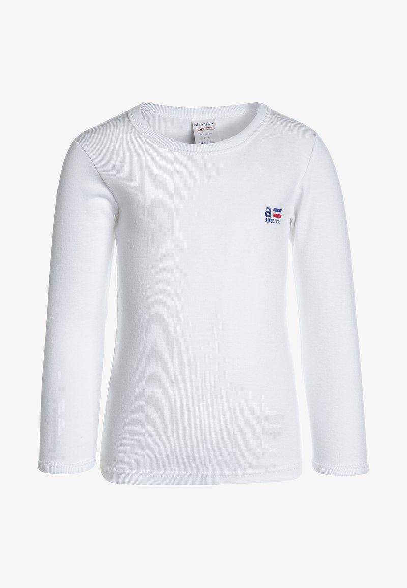 Absorba - BASIC BIO GARCON - Unterhemd/-shirt - blanc