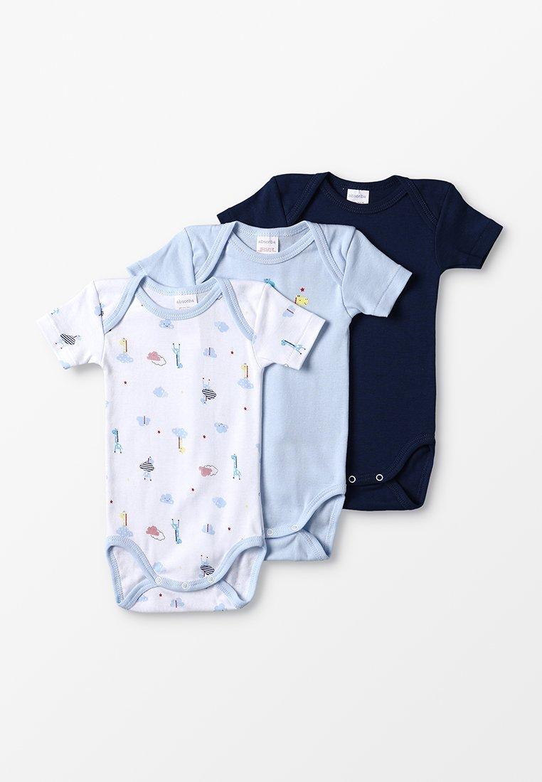 Absorba - BABY 3 PACK - Body - bleu moyen