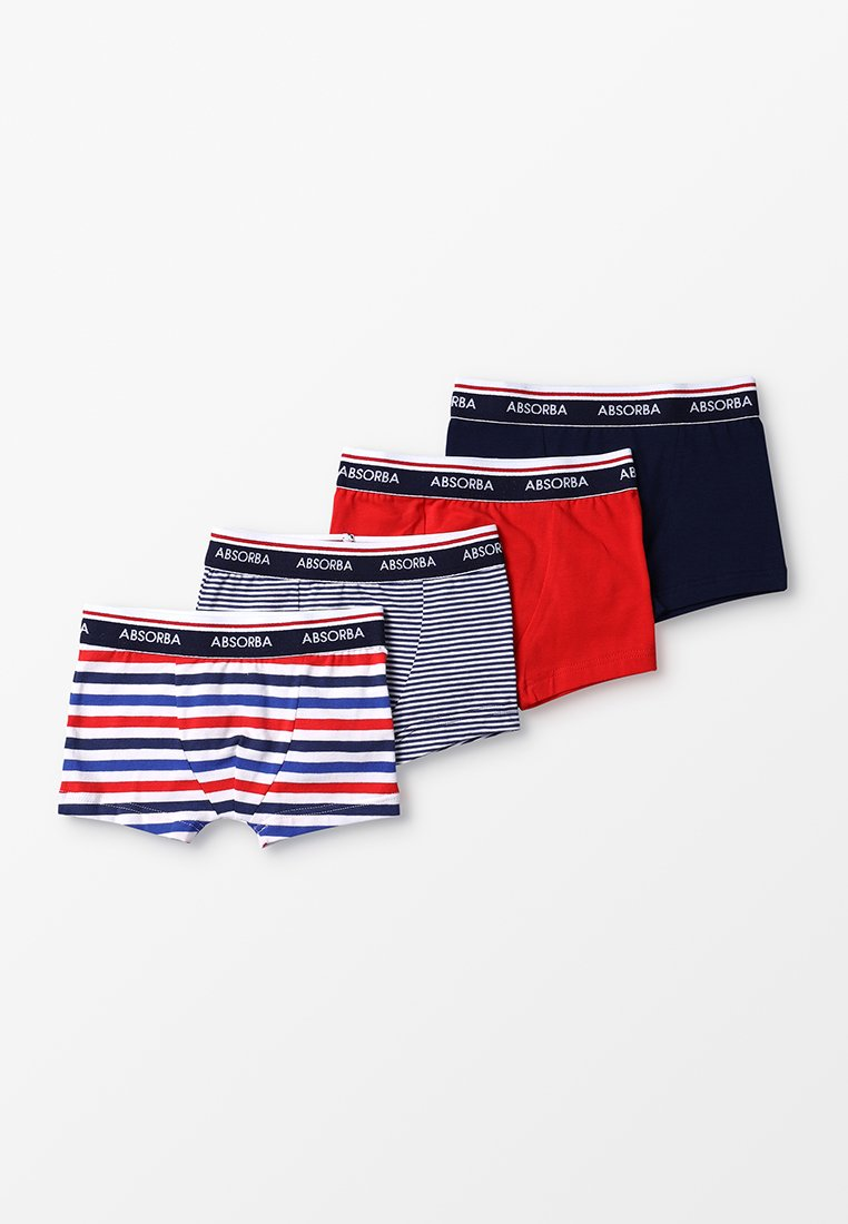 Absorba - COLOR BLOCK 4 PACK - Pants - coquelicot