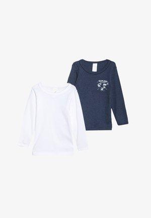 2 PACK - Undershirt - navy blue