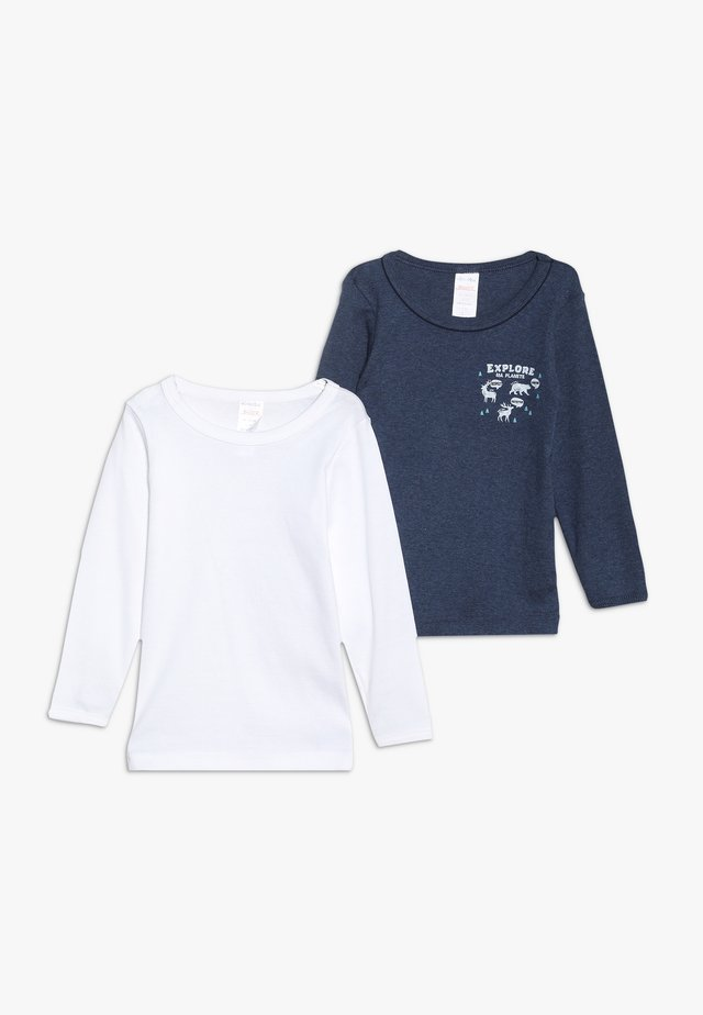2 PACK - Undertrøye - navy blue